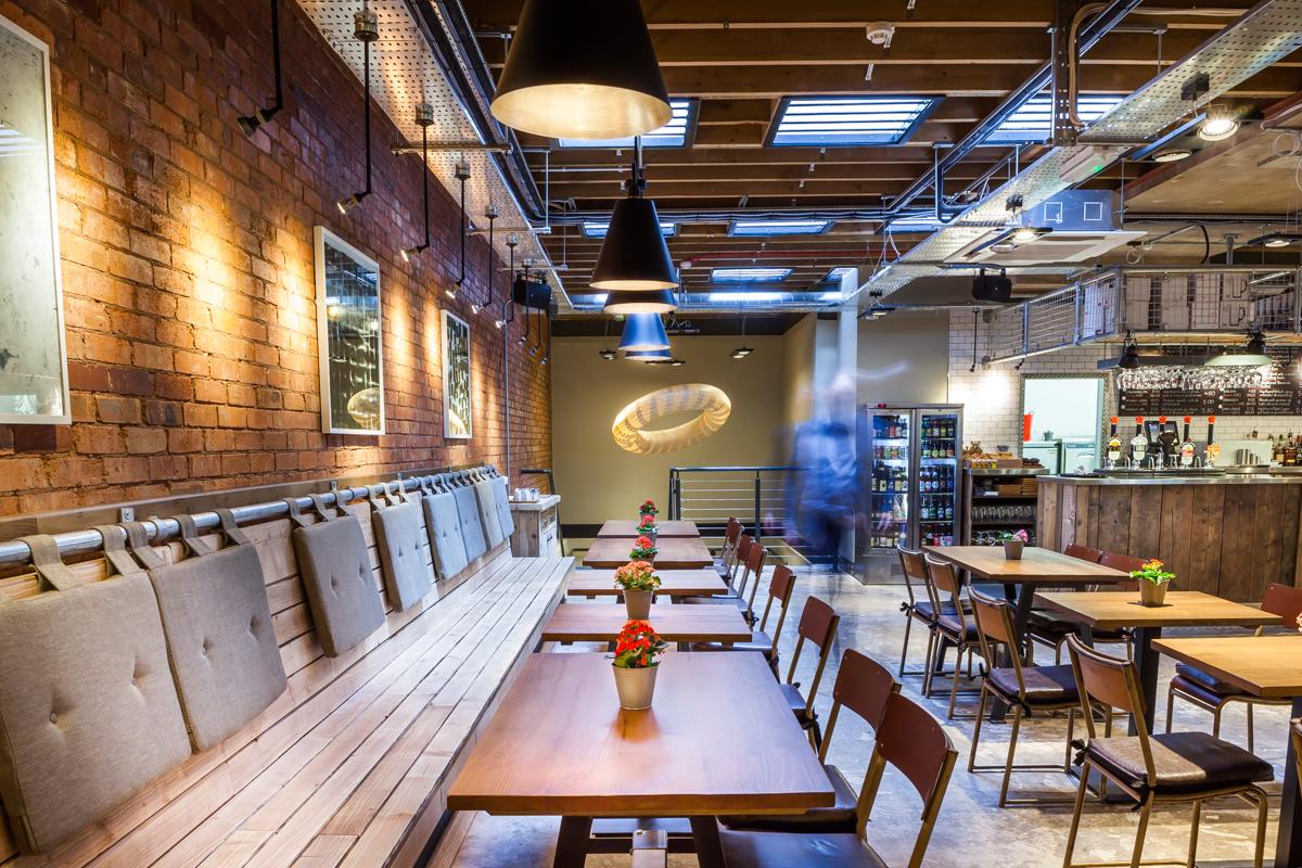 Purecraft bar and kitchen birmingham spencer swinden for Food bar bham